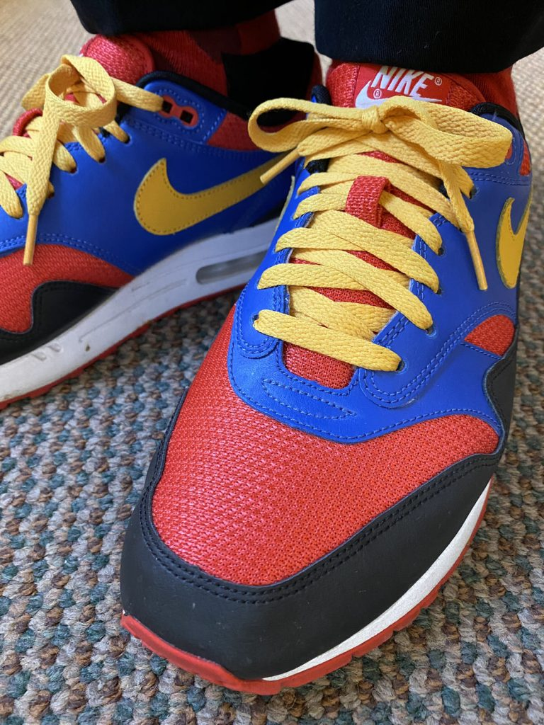 prioridad Incorrecto Aventurarse  Review: Custom Nike Air Max 1 Sneakers Design By You – Crazy4TheShoes